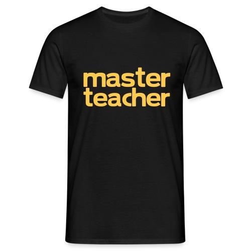 Master Teacher T-Shirt MENS - Men's T-Shirt