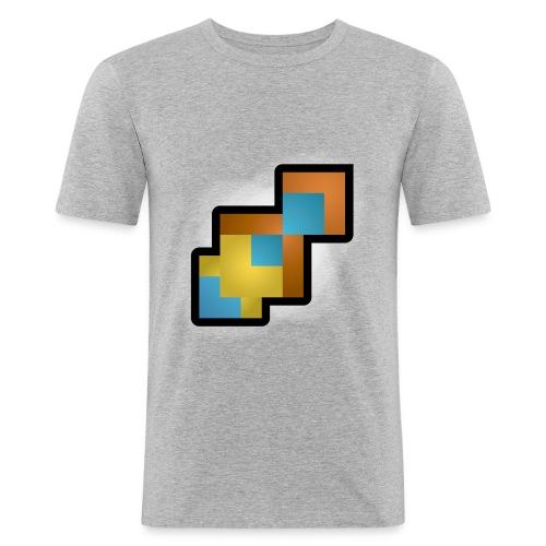 B-Sqr - Herre Slim Fit T-Shirt