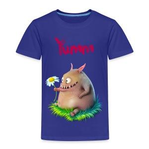 Kids Yumm Premium Blue - Kids' Premium T-Shirt