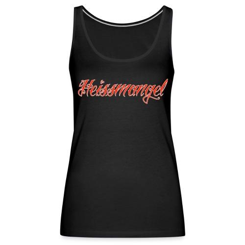 Tattoo Style Schwarz  Girlie Tanktop - Frauen Premium Tank Top