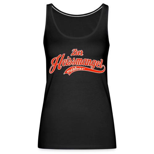 Wanderers Style Schwarz  Girlie Tanktop - Frauen Premium Tank Top