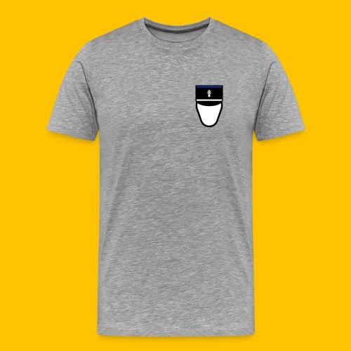 Gendarme - Adj. - Képi - T-shirt Premium Homme