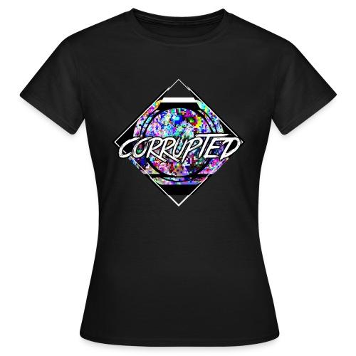 Corrupted Standard - Frauen - Frauen T-Shirt