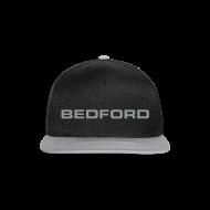 Caps & Hats ~ Snapback Cap ~ Bedford script emblem