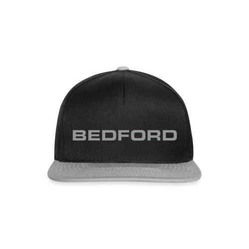 Bedford script emblem - Snapback-caps