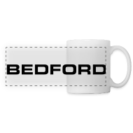 Mugs & Drinkware ~ Panoramic Mug ~ Bedford script emblem