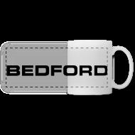 Kopper & tilbehør ~ Panoramakopp ~ Bedford script emblem