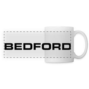 Bedford script emblem - Panoramakopp