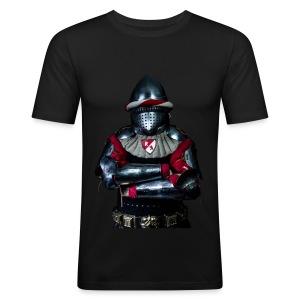 T-shirt Le Chevalier Armure Charles VI - Tee shirt près du corps Homme