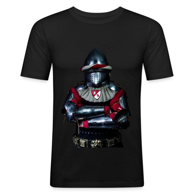 T-shirt Le Chevalier Armure Charles VI