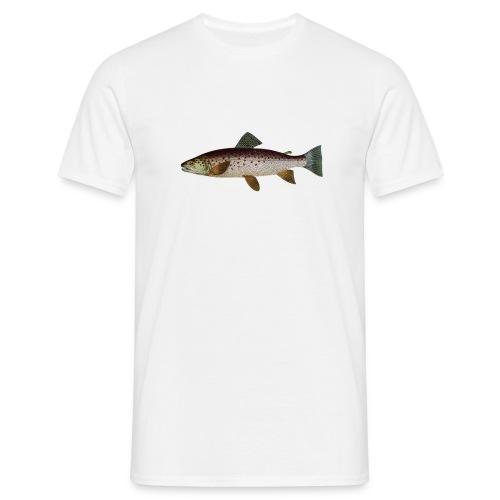 Forelle - Männer T-Shirt