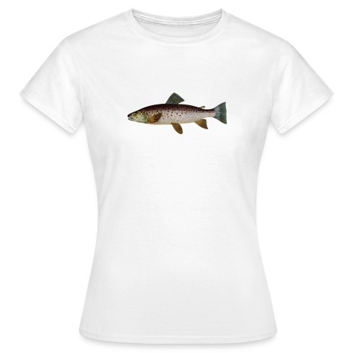 Forelle - Frauen T-Shirt