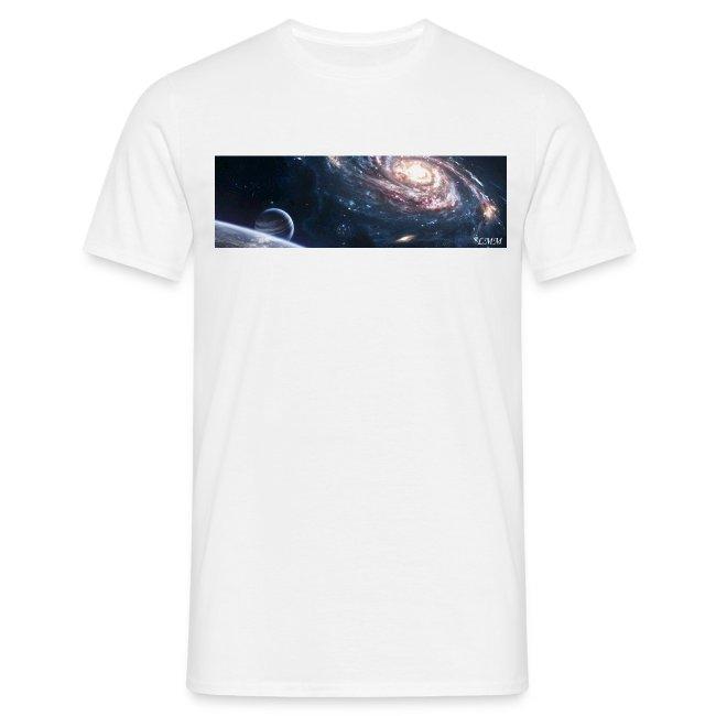 Style - Panache - Liberté   T-shirt homme blanc Le dais du ciel - T ... 70ba03a13484
