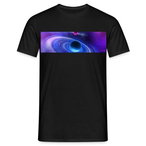 T-shirt homme noir Le dais du ciel - T-shirt Homme
