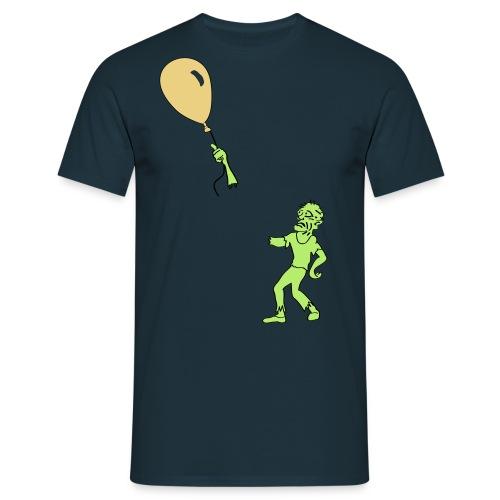 Helft den Armen - Männer T-Shirt