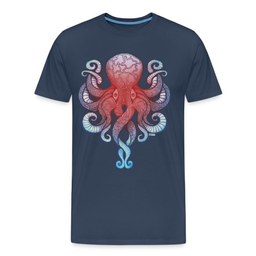 Dectapuss - Mannen Premium T-shirt