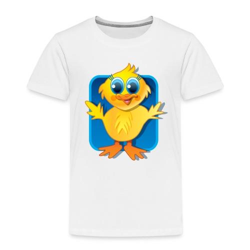 Sqaishey Quack Logo T-Shirt - Kids' Premium T-Shirt