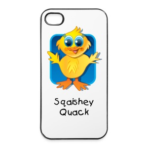 Sqaishey Quack iPhone 4/4s Hard Case - iPhone 4/4s Hard Case