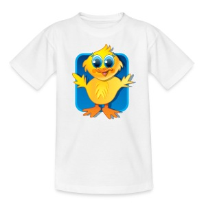 Sqaishey Quack Logo T-Shirt - Teenage T-shirt