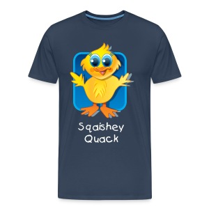 Sqaishey Quack Tank Top - Men's Premium T-Shirt