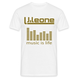 MUSIC IS LIFE OR - 2 - T-shirt Homme