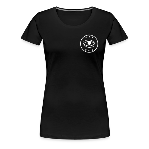 WHITE LOGO T-SHIRT - Women's Premium T-Shirt