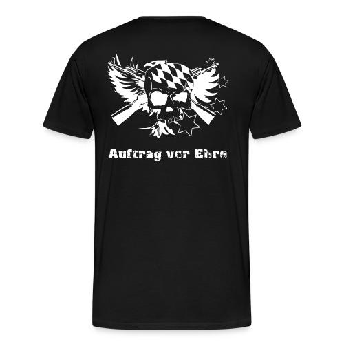 Söldner Basic Tshirt Schwarz - Männer Premium T-Shirt