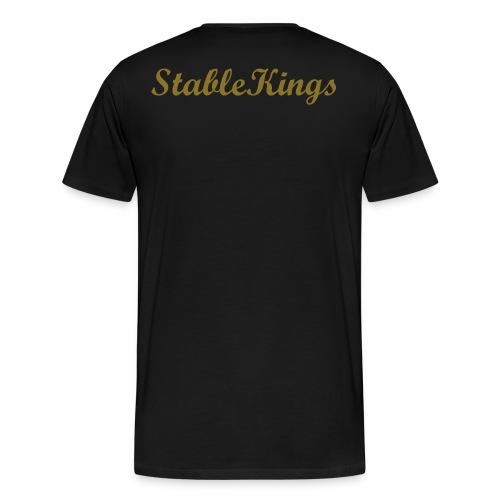 Statementshirt - Männer Premium T-Shirt
