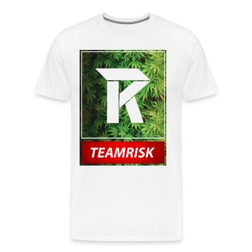 RisK | WeeD - Männer Premium T-Shirt