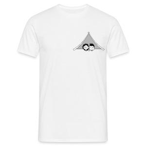 Maglietta uomo G&T tenda - Maglietta da uomo