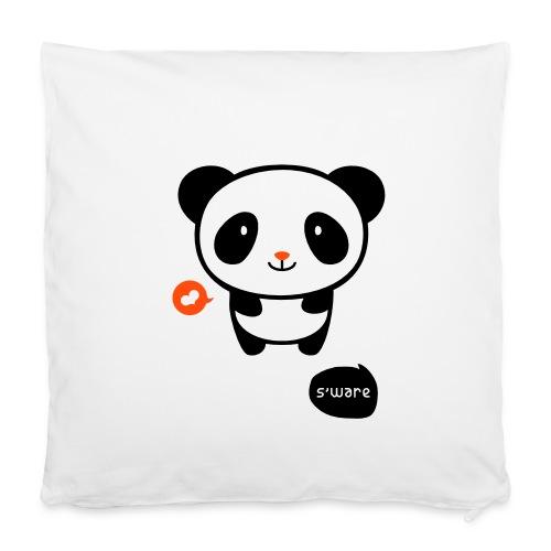 Little Panda Kissen - Kissenbezug 40 x 40 cm