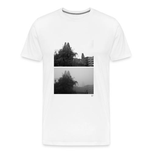 2015 - Fog - Men's Premium T-Shirt
