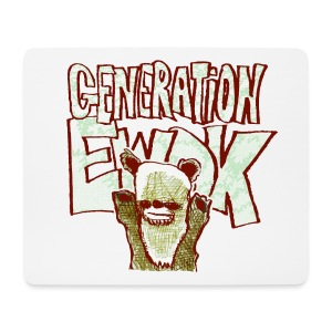 generation ewok - Mouse Pad (horizontal)