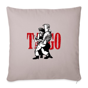 tango - Sofa pillow cover 44 x 44 cm