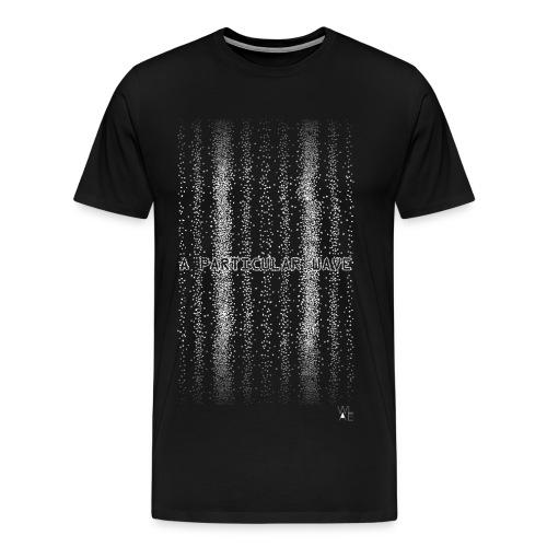 2015 - A Particular Wave black - Men's Premium T-Shirt