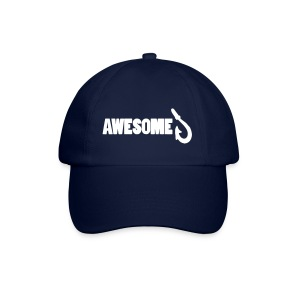 Baseball Cap with Awesome Logo - Baseball Cap