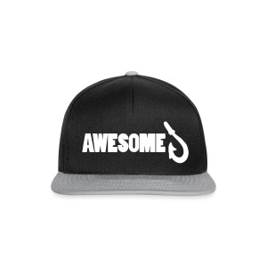 Snapback Cap with Awesome Logo - Snapback Cap