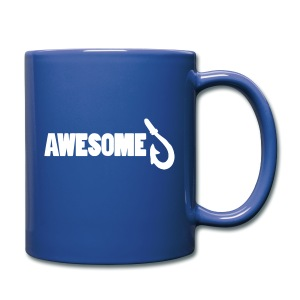 Mug with Awesome Logo - Full Colour Mug
