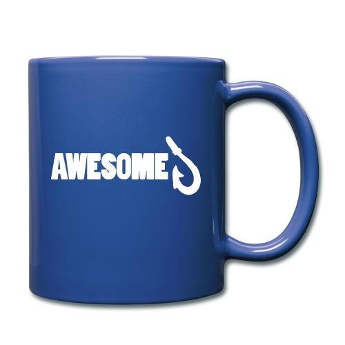 Mug with Awesome Logo - Full Colour Mug