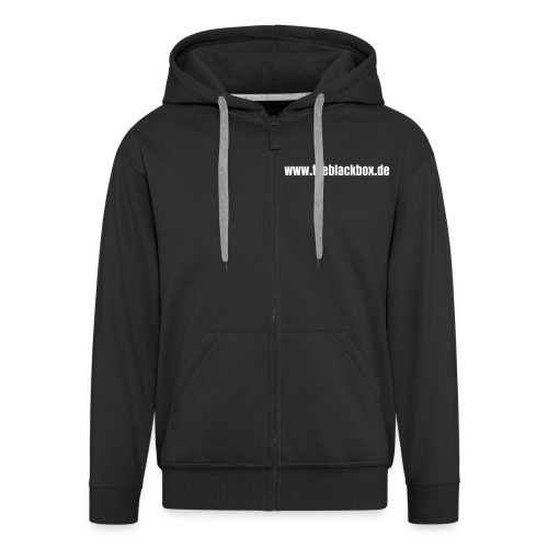 The Blackbox KAPUZENJACKE MEN - Männer Premium Kapuzenjacke