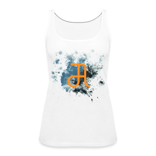 Glyphe Edge Of The Earth Tank Top ♀ - Frauen Premium Tank Top