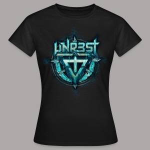 UNREST / T-SHIRT LADY #1 - Vrouwen T-shirt