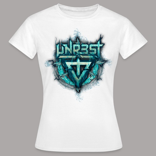 UNREST / T-SHIRT LADY #2 - Vrouwen T-shirt
