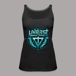 UNREST / TANKTOP LADY #1 - Vrouwen Premium tank top