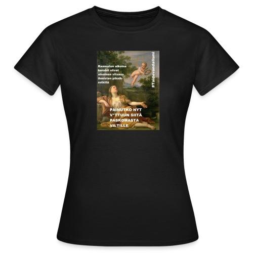 Kerubi T-paita (naisten) - Naisten t-paita