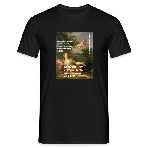 Kerubi T-paita (miesten) - Miesten t-paita