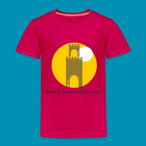 Oristano Mariano Bambino - Maglietta Premium per bambini