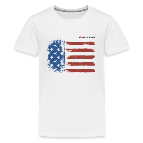 Stars and Stripes - Teenager - T-Shirt - Teenager Premium T-Shirt