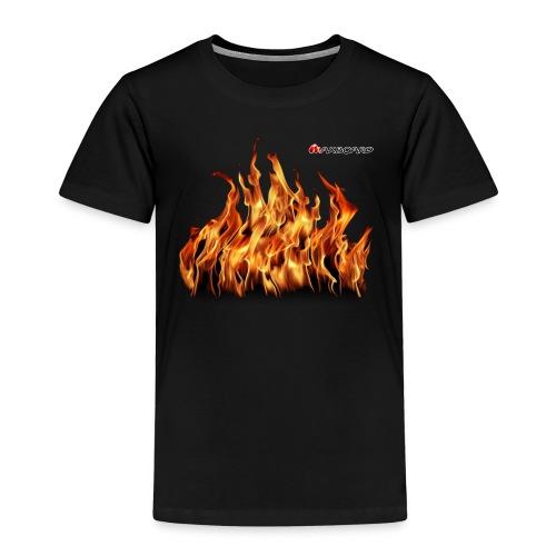Flammen - Kinder - T-Shirt - Kinder Premium T-Shirt