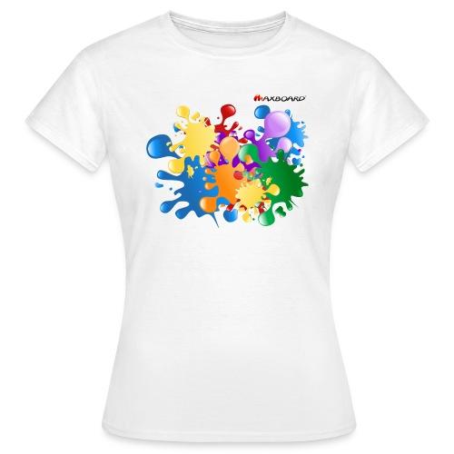 Bubble - Frauen - T-Shirt - Frauen T-Shirt